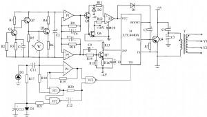 基于光束激发式开关功率放大电路的栅极驱动系统