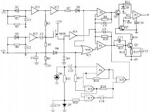 一种新型源极跟随器的功率放大式逻辑控制系统