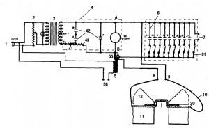 热电偶对焊机及其焊接方法